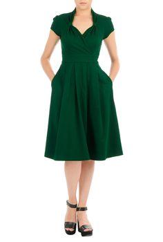 Shop women's designer clothing: Dresses, Blouses, Shirts and Skirts - CL0029092 | eShakti