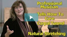 Carpal Tunnel Pain Worse After Carpal Tunnel Surgery? | The Carpal Solution is you answer.  Watch this video of a Professional Musician who suffered for years with Carpal Tunnel Syndrome fearing surgery after watching her Dad get surgery with no benefit.  You will enjoy listening to Diane's Carpal Tunnel Journey and you will learn what you need to know.