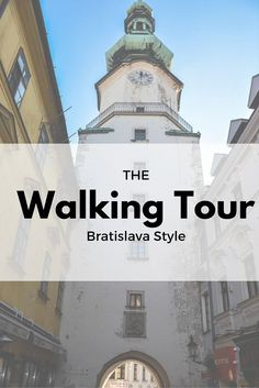 Free Bratislava Walking Tour – Is It Worth the Time and Effort? Check out our brief time in Slovakia.