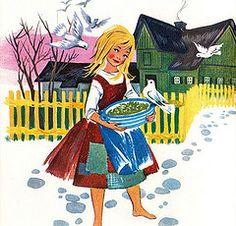 'Cinderella' [Felicitas Kuhn\Tosa Verlag] by aMJel, via Flickr