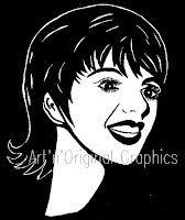 Liza Minnelli #portrait
