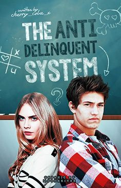 The Anti-Delinquent System // Book Cover by moonxriver on DeviantArt