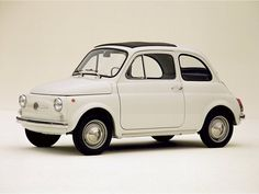 Fiat 5001957, that's amore!