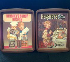 VINTAGE Hershey's MEMORABILIA  COLLECTIBLE'S  by CoCoBlueTreasures