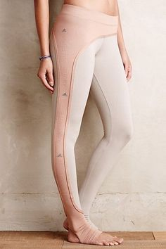 Adidas by Stella McCartney Perforated Studio Tights