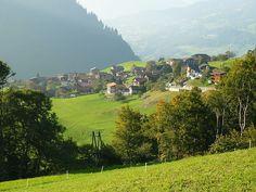 Buchen ist eine Ortschaft im bündnerischen Prättigau.