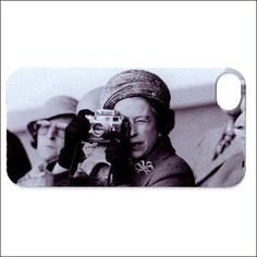Say, Cheerio!    Queen Elizabeth Diamond Jubilee iphone 4 case by icasecouture, $16.00