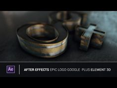 After Effects - Element 3D V2 Tutorial (Easiest Way!) !!! - YouTube