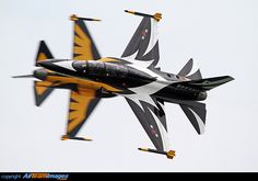 Black Eagles aerobatics team -Republic of Korea Air Force; flying Korea Aerospace Industries T-50B Golden Eagle Lead In Fighter-Trainer (LIFT) aircraft (the most technologically advanced aircraft in this category)