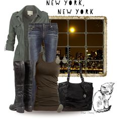 """""""Moon and stars"""" by madamedeveria on Polyvore"""