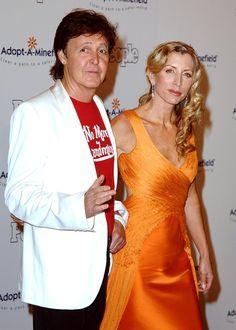 Sir Paul McCartney, Heather Mills