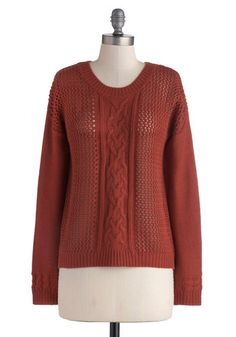 Cinnamon Spice Sweater for $39.99 from ModCloth
