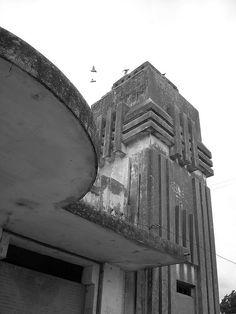 Inspiration. Art Deco architecture by Francisco Salamone,