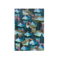 "Neil Raitt, Cabin Falls (Lake Edit)  DIMENSIONS 20"" x 14""  MEDIUM archival pigment print"