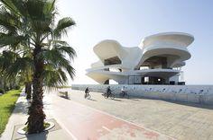 Seaside Pavilion | Architect Magazine | J. Mayer H. and Partner, Architekten, Batumi, Georgia, Community, Cultural, Other, New Construction, Pavilion