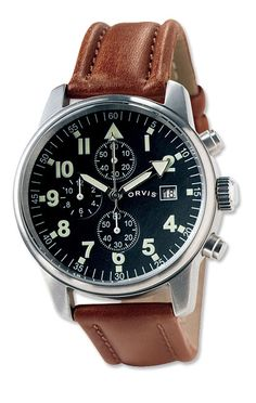 Just found this Mens Chronograph Watch - Field Chronograph -- Orvis on Orvis.com!