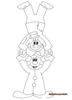 malvorlagen gratis : malvorlagen clown | malvorlagen