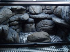 This how-to guide will walk you through the steps of making an easy to construct, durable, light weight, and convincing fake rock background for your terrarium or vivarium. The resulting display will provide years of enjoyment for both you and your pets. All of the materials are easily attainable at your local home improvement …