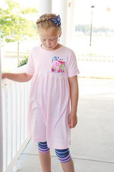 65d6d6f37ea12 Babydoll Dress Pattern · Couture EnfantPatrons De Vêtements Pour BambinsModèles  ...
