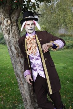 Alice Im Wunderland Hase Kostüm Selber Machen Hylenmaddawardscom