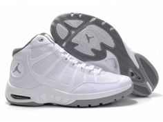 Air Jordan Play In These F Mens basketball shoe - White