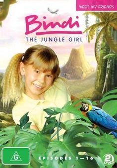 Bindi The Jungle Girl : Meet My Friends DVD (Episodes 1 - 16)