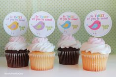 Bird Themed Birthday Party with FREE Printables