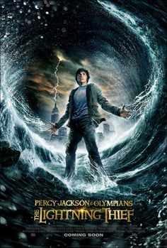 Percy Jackson & The Olympians: The Lightning Thief You Have To Watch The Movie!!