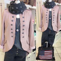 Army Blazer Sweat Jacke Mantel Cotton Parka Vintage 36 38 40 42 44 Armyblazer