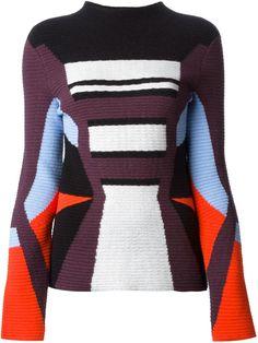 Peter Pilotto - Colour Block Sweater