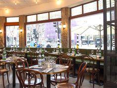 George Bistro Amsterdam: burgers, rotisserie and lobster!   http://www.yourlittleblackbook.me/george-bistro-amsterdam/