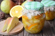 Ароматнейшее варенье из груш с апельсином — каждый год стараюсь сделать хоть несколько баночек такого варенья!