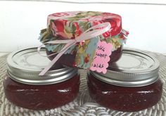Pectin Free  Strawberry Red Raspberry or by Sillysockmonkeys, $7.00