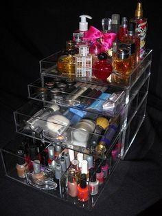 with perfume storage