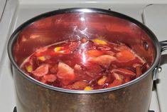Recept na pikantné slivkové čatní