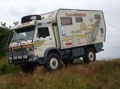 MAN Actionmobil Camper