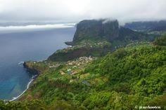 Faial, Madeira, Portugal.