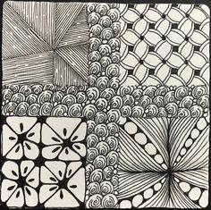 thursday string idea #4, Alice Hendon, CZT, The Creator's Leaf, www.thecreatorsleaf.com