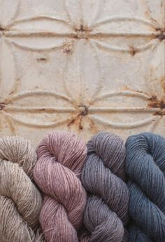 O-Wool Blog   O-Wool. Great organic wool yarns! Have their woolcotton, incredibly soft and velvetlike blend