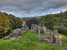 Okehampton Castle