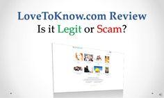 love-toknow-com-review-legit-or-scam by Sandeep Iyengar via Slideshare