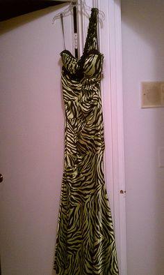 Mardi gras dress