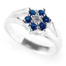 BLUE JASMINE Silver