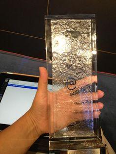 Gracias!!! Es un gran honor!! #ExcelenciaTFE20 @Brandia_tv mejor empresa innovadora 2.0 no nos lo creemos!!