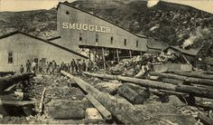Smuggler Mine   Snapshot of a moment in the history of Aspen and Snowmass Village.