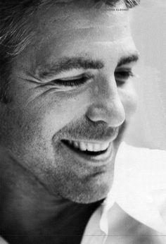 George Clooney is one of those men who just gets sexier with age