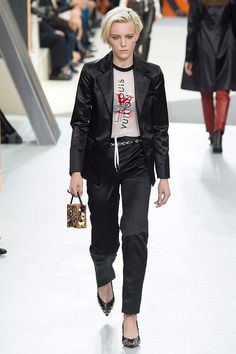 Louis Vuitton | THE PANTSUIT | The Top 12 Trends of Fall 2015: The Ultimate Fashion Week Cheat Sheet