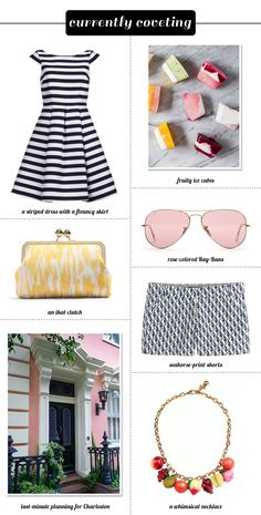Must haves for warm weather traveling