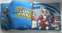 Star-Wars-3-Piece-Sheet-Pillow-Case-set-for-Twin-Bed