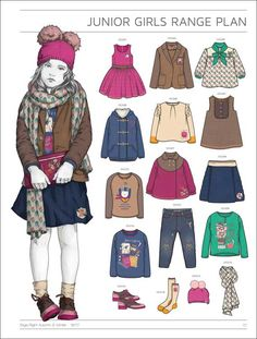 Style Right Kidswear Trendbook A/W 2016/2017 incl. DVD | mode...information GmbH
